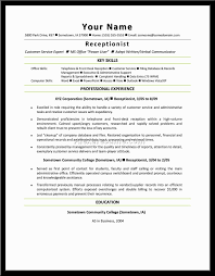 Resume Templates Live Career Livecareer My Perfect Resume Salon Manager Resume Sample How To