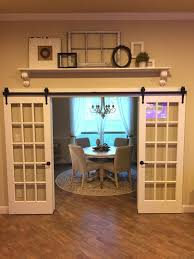 Best  French Doors Ideas On Pinterest Double Sliding Glass - Dining room with french doors