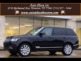 white range rover png 2014 land rover range rover for sale in houston tx cargurus