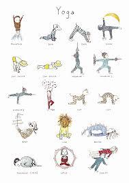 yoga poses pictures printable yoga printables for kids yoga poses printable baltasar pinterest