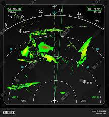 Doppler Weather Map Weather Radar Screen Vector U0026 Photo Bigstock