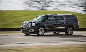 2017 gmc yukon yukon xl in depth model review car and driver