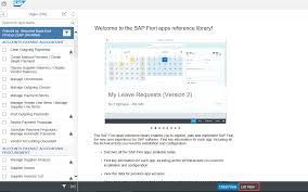 how to explore u201cfiori apps reference library u201d for sap s 4 hana