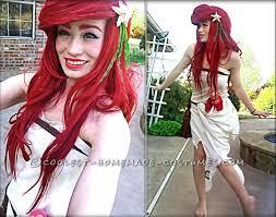 Halloween Costumes Ariel Ariel Mermaid Cosplay Dress Mermaid Cosplay Cosplay
