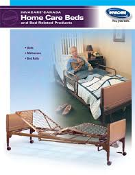 Invacare Hospital Beds Hospital Beds Goderich Beds Mobility In Motion