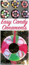 diy old fashioned candy ornaments homemade christmas ornaments