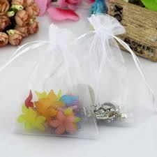 gift bags for weddings wholesale 100pc lot 5x7cm organza bags christmas gift bag wedding