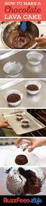 how to make the easiest most delicious chocolate lava cakes