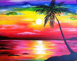 238 best easy acrylic images on pinterest canvas paintings