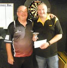 donald macdonald 5th innes darts festival 2016 innes bar spikeys