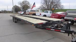 2009 30ft 2 car trailer in blair ne wheeler automotive