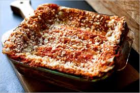 Ingredients For Lasagna With Cottage Cheese by Lasagna With Spinach And Cottage Cheese The New York Times