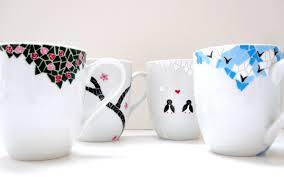 beautiful coffee mug design ideas morning start in