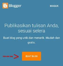 cara membuat blog yang gratis cara membuat blog gratis di blogger untuk pemula dicky wenas