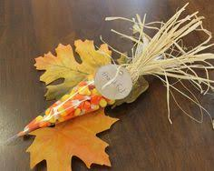 thanksgiving place setting or thank you gift easy to make i