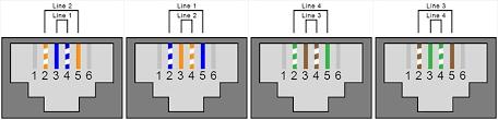 rj11 to rj45 ethernet wiring diagram rj11 wiring diagrams