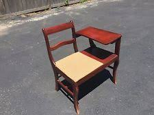 Antique Telephone Bench Gossip Bench Ebay