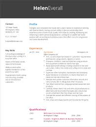 resume format writing curriculum vitae college objective for