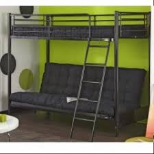 lit en hauteur avec canapé mezzanine lit mezzanine enfant lit mezzanine junior et