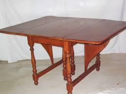 Maple Drop Leaf Table Diverting Cushman Colonial Drop Leaf Also Cushman Colonial Drop