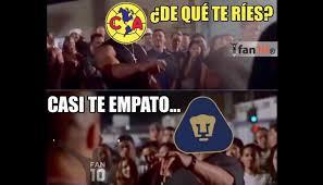 Pumas Vs America Memes - pumas vs am礬rica memes mexicanos se burlan de universitario tras