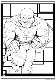 space ghost coloring pages