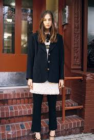 street style 100 ways to wear gucci lace dress black lace