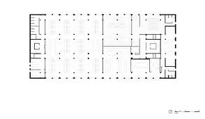 Floor Plan Bank by De Bank Kaan Architecten U0027s New Office In Rotterdam Yellowtrace
