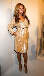 gold dresses for new years 15 knockout new year s ideas inspired by beyonce