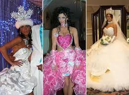 23 horrendous wedding dress fails buzzbeagle