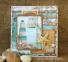 such a pretty mess nautical cards with new bobunny boardwalk