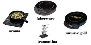 New Wave Cooktop Reviews Aroma Vs Tramontina Vs Nuwave Vs Farberware Induction Cooktop