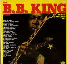 Is Bb King Blind B B King The B B King Story Italian 2 Lp Vinyl Record Set Double