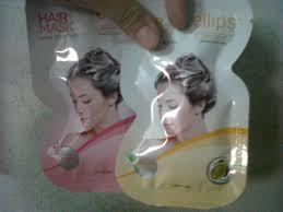 Masker Elips ceriwis sana sini soal cewek review ellips hair mask