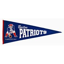 Banners Flags Pennants New England Patriots Pennant