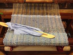 How To Make A Rag Rug Weaving Loom Rag Rug Weaving Loom Best Decor Things