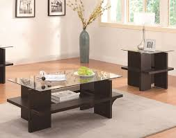coaster living room 3 pack table set 700375 ernies in coaster