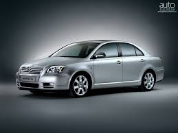 fastest cars toyota avensis car review