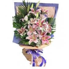 stargazer bouquet stargazer flower delivery in nueva ecija nuevaecijaflora