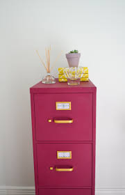Chalk Paint On Metal Filing Cabinet Check Out Summer S New Painted File Cabinet Done With A Custom 1