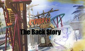 busch gardens family pass the story of cobra u0027s curse at busch gardens tampa family spin