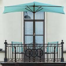 5 Foot Patio Umbrella 7 5 foot 8 foot patio umbrellas you u0027ll love wayfair