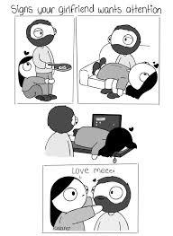 Boyfriend Girlfriend Memes - girlfriend secretly illustrates everyday life with her boyfriend he