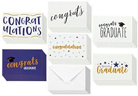 grad cards 36 pack graduation cards blank greeting cards