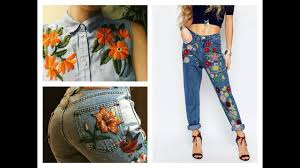 2017 fashion trends embroidered fashion looks youtube