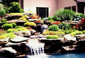 Water Rock Garden Pictures Of Backyard Landscape Rock Gardens Livingroom Design