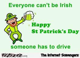 irish humor happy st paddy funnies pmslweb
