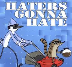 Funny Regular Show Memes - regular show pictures haterz guna hate regular show regular