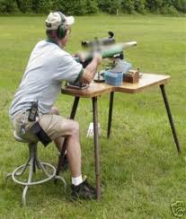 Shooting Bench Rest For Sale Portable Shooting Bench Plans For Rifles Or Pistol For Sale At