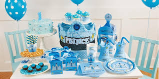 1st birthday party themes for boys prince party theme decorations hnc